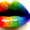 bambiblake007 rainbow lips