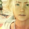 ティーダ; sun-kissed boy 。