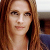 Kate Beckett: intense