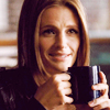 Kate Beckett: beckett + coffee = love
