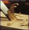 Merlin Pendragon: ébénisterie - ciseau à bois