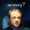 sherrilina: Snarky Crowley (Supernatural)