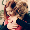 Circe: buffy & willow hug