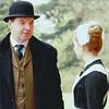 Lover of fictional 19th century British gentlemen: DA Bates Anna