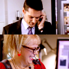 CM - Hotch & Garcia talking