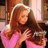 Buffy Dawn hug
