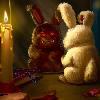 Evil Mirror Bunny