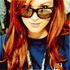 dh :: {sunglasses and pretty hair}