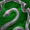 dexstarr: slytherin crest