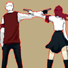 MITSURU+AKIHIKO // never you mind