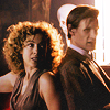 [doctor and river against everything]