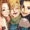 FFVII - Big Happy Family