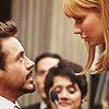 Iron Man: Pepper/Tony