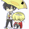 reborn; hibabel; birdbrella