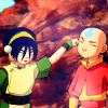⇀ toph's like a master