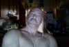 shirtless bearded greg
