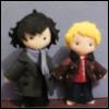 Fuzzy Sherlock/Johm