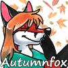 Autumnfox mischief
