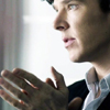 most excellently twisted: Holmes - Hands Profile