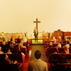 spn- cas walk in to church