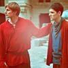 espresso bandito: Merlin/Arthur