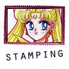 Sailor Moon Stamping