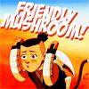 Sokka: friendly mushroom