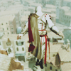 bein' myself, be your true mind, bang, Ezio - leap of faith