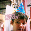 i need a raincoat.: Merlin - Colin HAPPY BDAY!