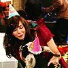 fanelia_angel: himym-party hat lily and goathi