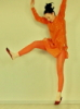 оранжевые танцы