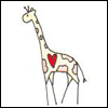 giraffe from giraffe notes fic