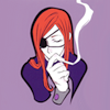 [DOGS] Badou smoking