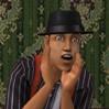 Sims - James Cheering