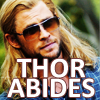 slothfulzel: The Dude ;; Thor
