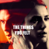 Kagome: TVD - things you felt