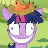 Twilight Sparkle losing it
