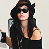 demi - airport black