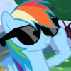 The Princess of Seyruun: My Little Pony - Rainbow Dash shades