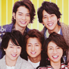 Arashi icon credit to pinkandroid LJ