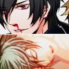 [Togainu no Chi] pervin' on Akira