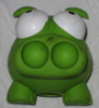 green creature toy