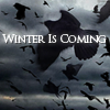 A Song of Ice and Fire Icons - Winter is Coming