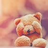 Andrea: Teddy *hides*