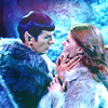 O, Hai!: Spock/Zarabeth by lemonrocket