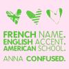 AATFK → Anna Confused