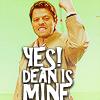 dean is mine