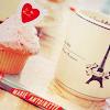 cupcakes and paris