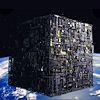 Borg over Earth