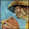 Сигарета, китаец